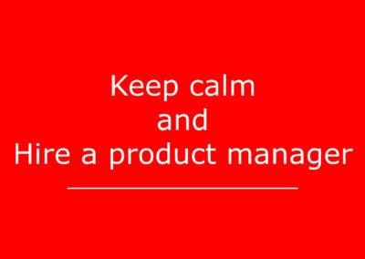 Persbericht: Groeiende vraag naar goede opgeleide product managers door product denken in de digitale transitie