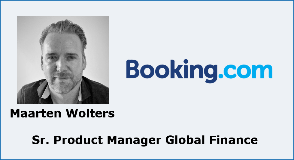 Impact maken met data en klant feedback bij booking.com