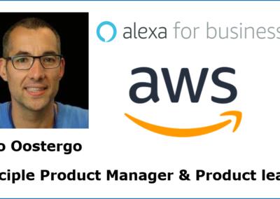 Interview met de Amazon Product Manager voor Alexa for Business