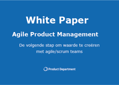 White Paper – Agile Product Management