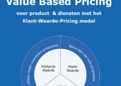 White Paper Value Based Pricing voor producten en diensten