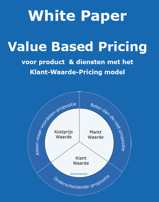 White Paper Value Based Pricing